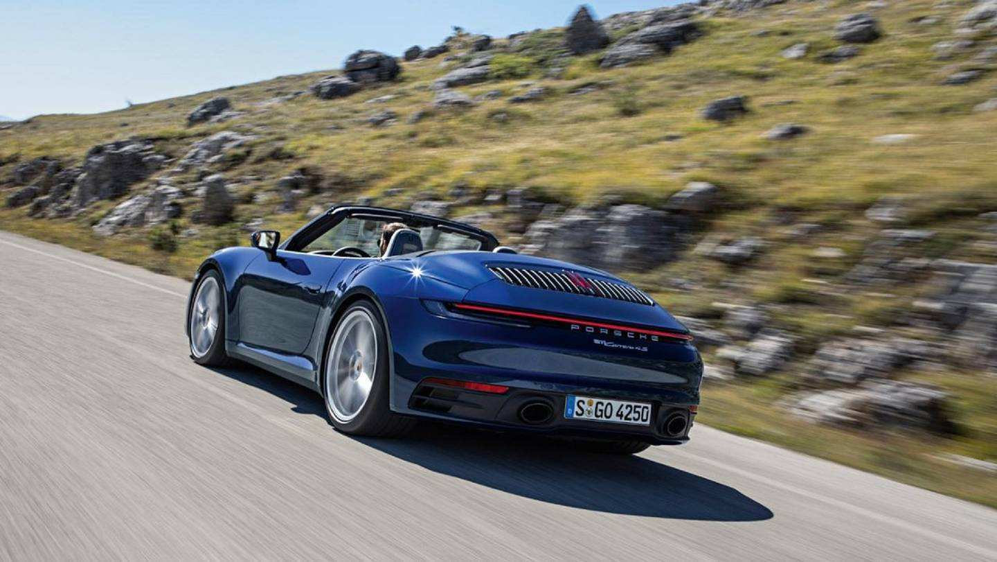 85 Great Porsche Targa 2020 Spy Shoot by Porsche Targa 2020