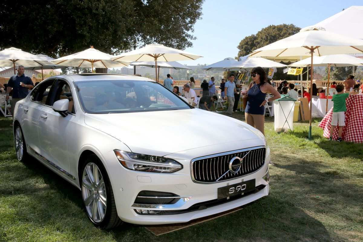 85 Great Volvo 2019 Electric Hybrid First Drive for Volvo 2019 Electric Hybrid