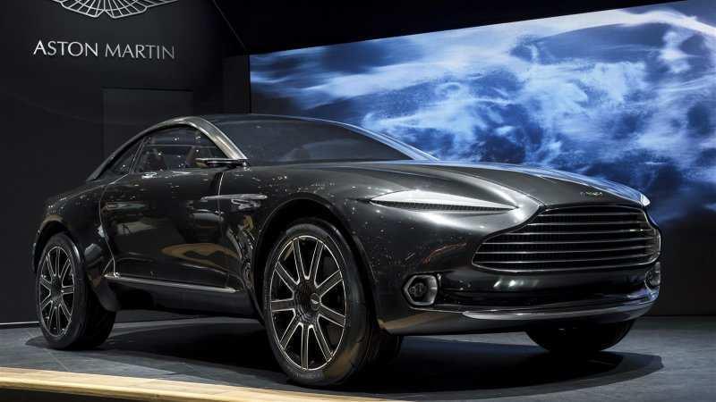 85 New 2019 Aston Martin Suv Reviews for 2019 Aston Martin Suv