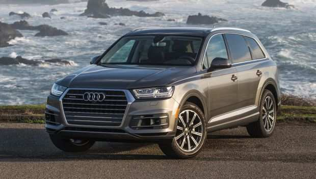 85 New 2019 Audi Q7 Facelift Performance and New Engine for 2019 Audi Q7 Facelift