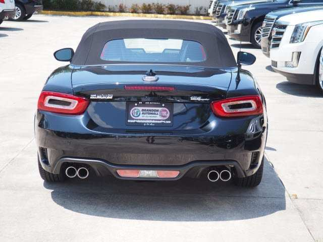 85 New 2019 Fiat Spider Abarth Pricing with 2019 Fiat Spider Abarth