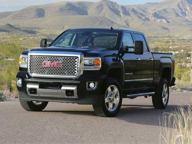 85 New 2019 Gmc 3500 Sierra Specs by 2019 Gmc 3500 Sierra