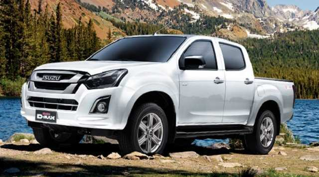 85 New 2019 Isuzu Dmax Review by 2019 Isuzu Dmax