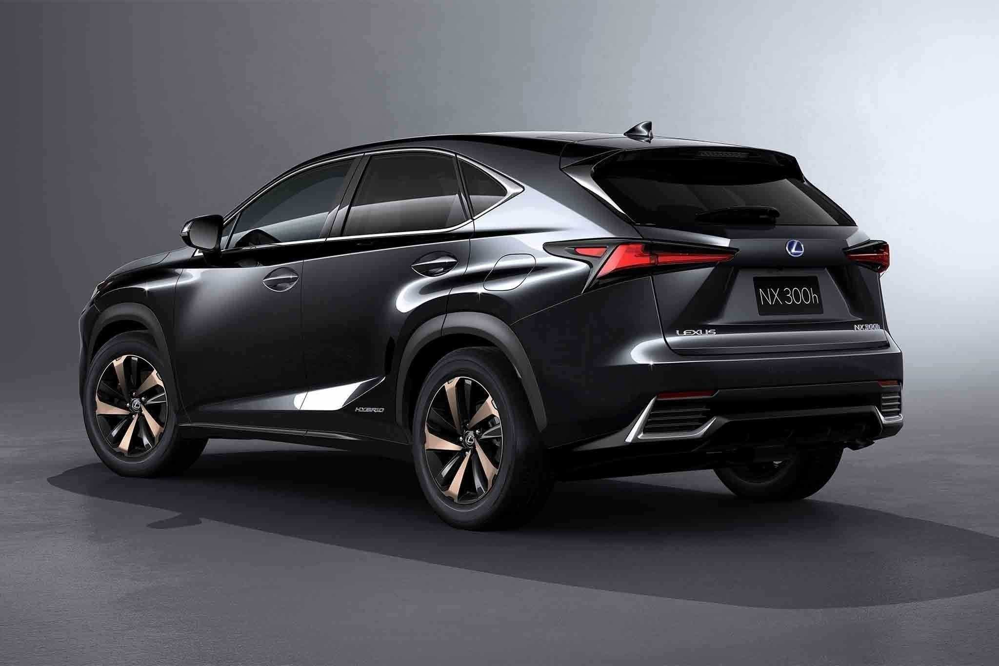 85 New 2019 Lexus Nx200 Redesign with 2019 Lexus Nx200