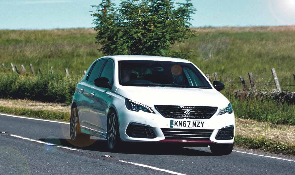 85 New 2019 Peugeot 308 Exterior with 2019 Peugeot 308