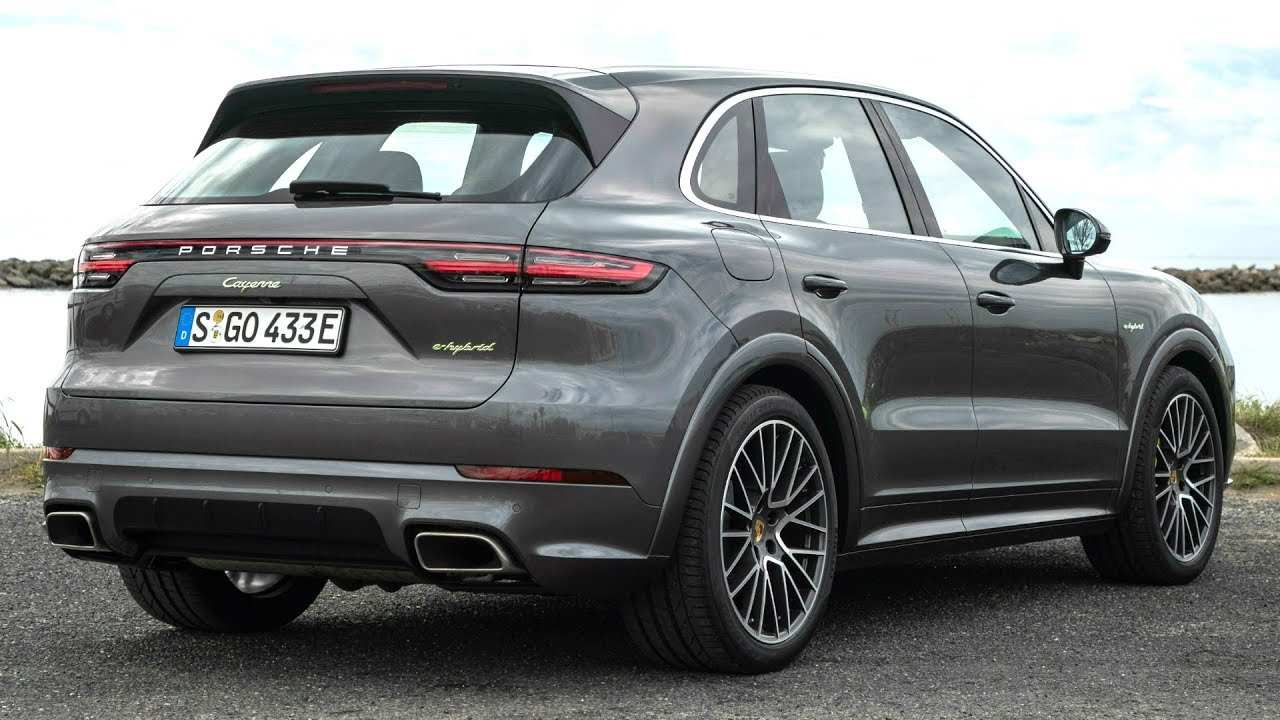 85 New 2019 Porsche Macan Hybrid Model for 2019 Porsche Macan Hybrid