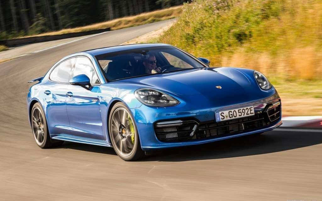 85 New 2019 Porsche Panamera Turbo Model by 2019 Porsche Panamera Turbo