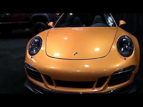 85 New 2019 Porsche Targa 4 Gts Style for 2019 Porsche Targa 4 Gts