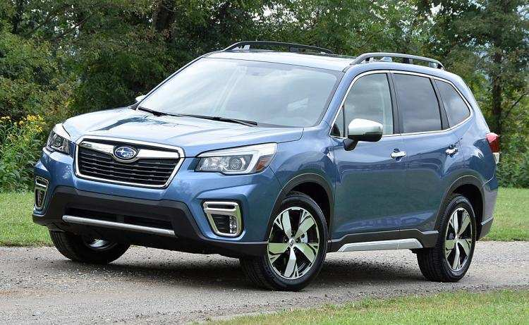 85 New 2019 Subaru Redesign Exterior and Interior with 2019 Subaru Redesign