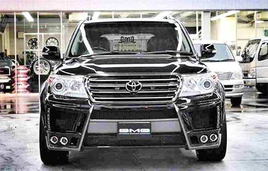 85 New 2019 Toyota Land Cruiser 300 Series History by 2019 Toyota Land Cruiser 300 Series