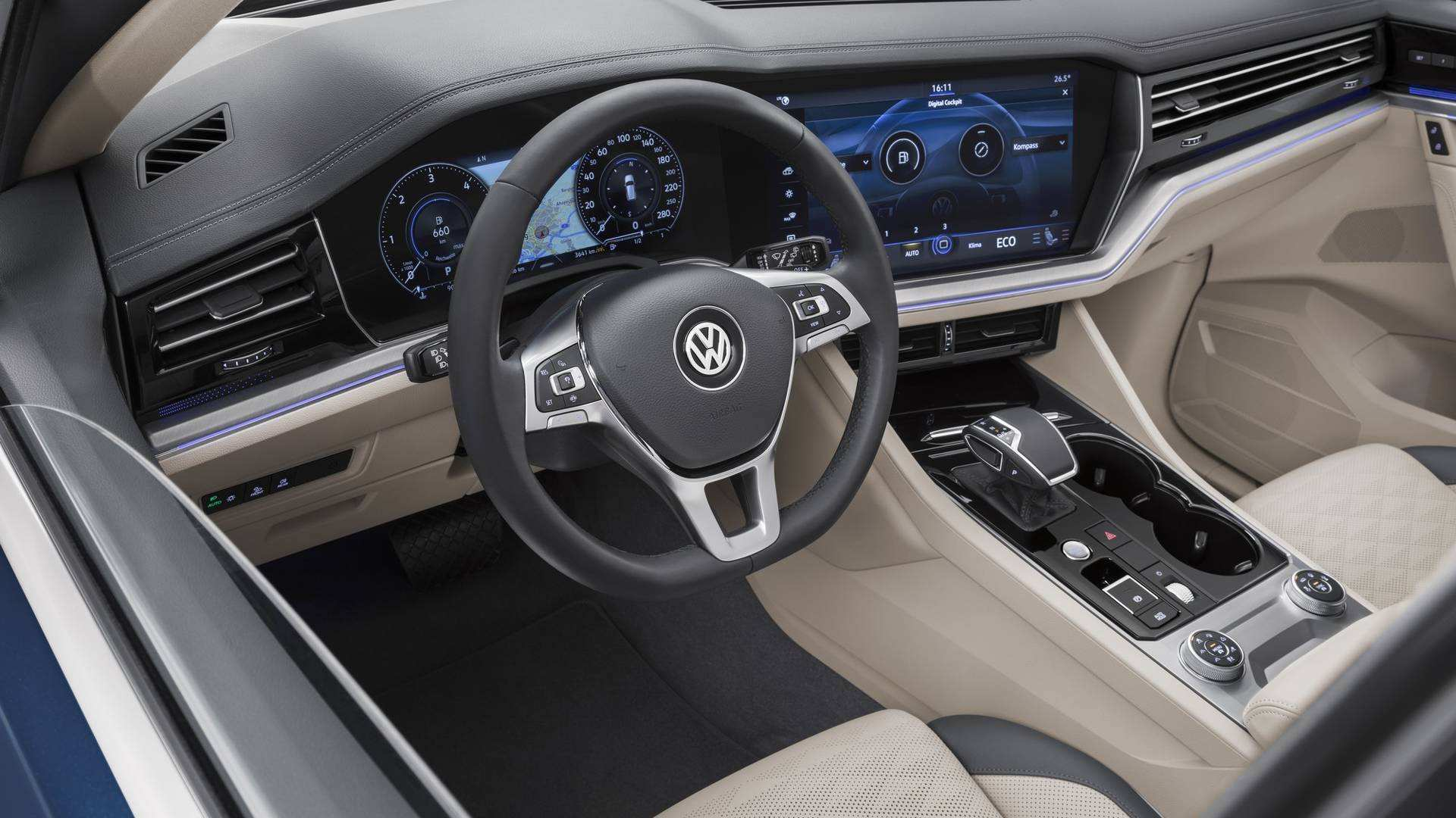 85 New 2019 Volkswagen Touareg Interior Engine for 2019 Volkswagen Touareg Interior