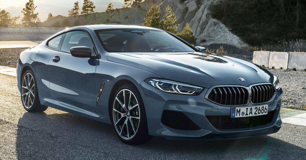 85 New 2020 Bmw 850I Review with 2020 Bmw 850I