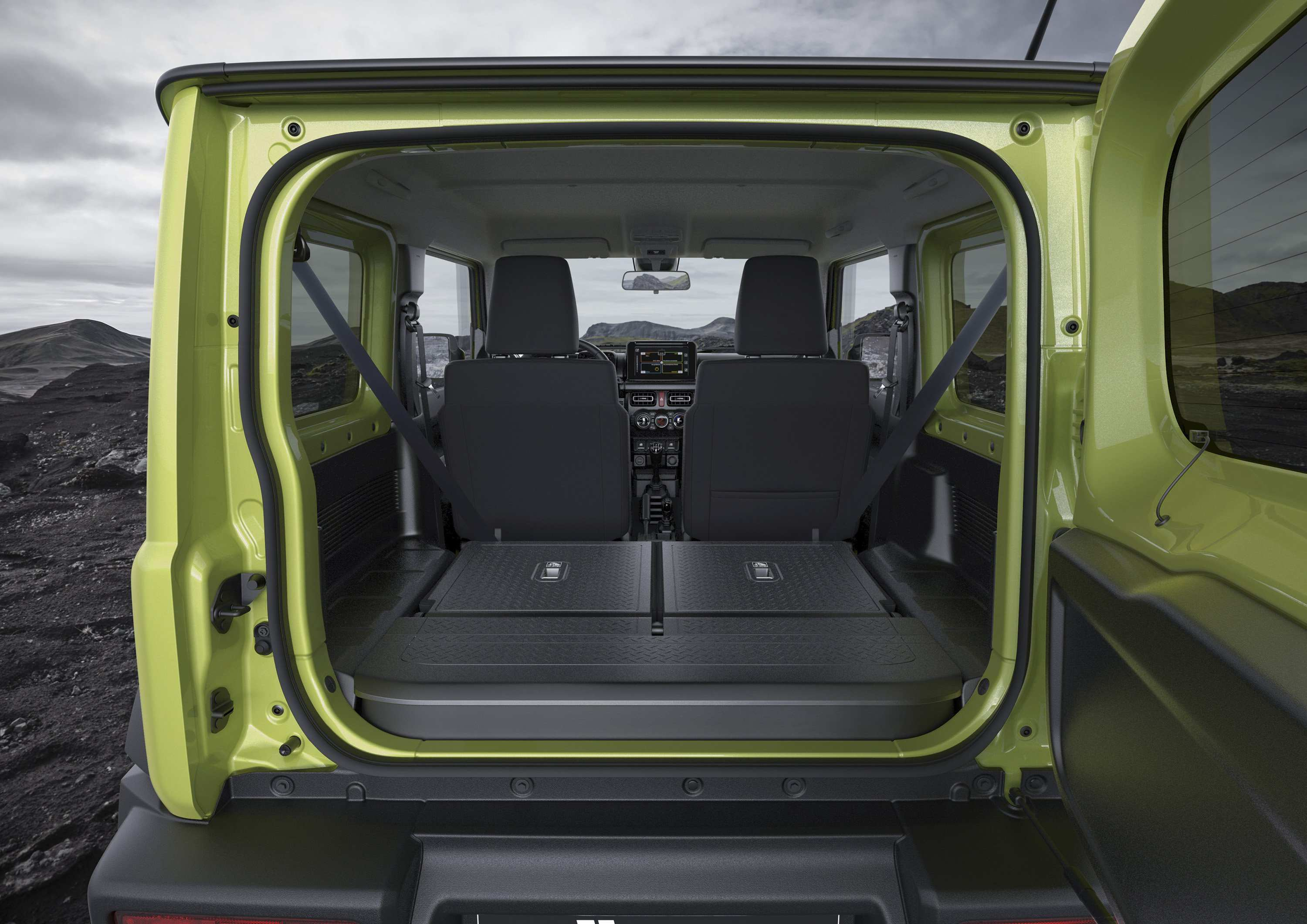85 New Suzuki Jimny 2019 Interior Redesign for Suzuki Jimny 2019 Interior