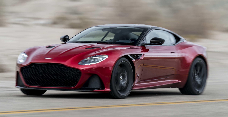85 The 2019 Aston Martin Vanquish S Spy Shoot by 2019 Aston Martin Vanquish S