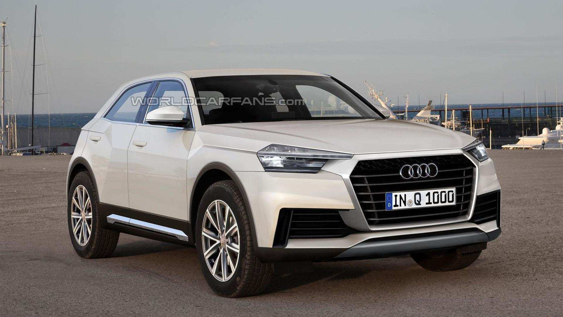 85 The 2019 Audi Crossover Specs and Review with 2019 Audi Crossover