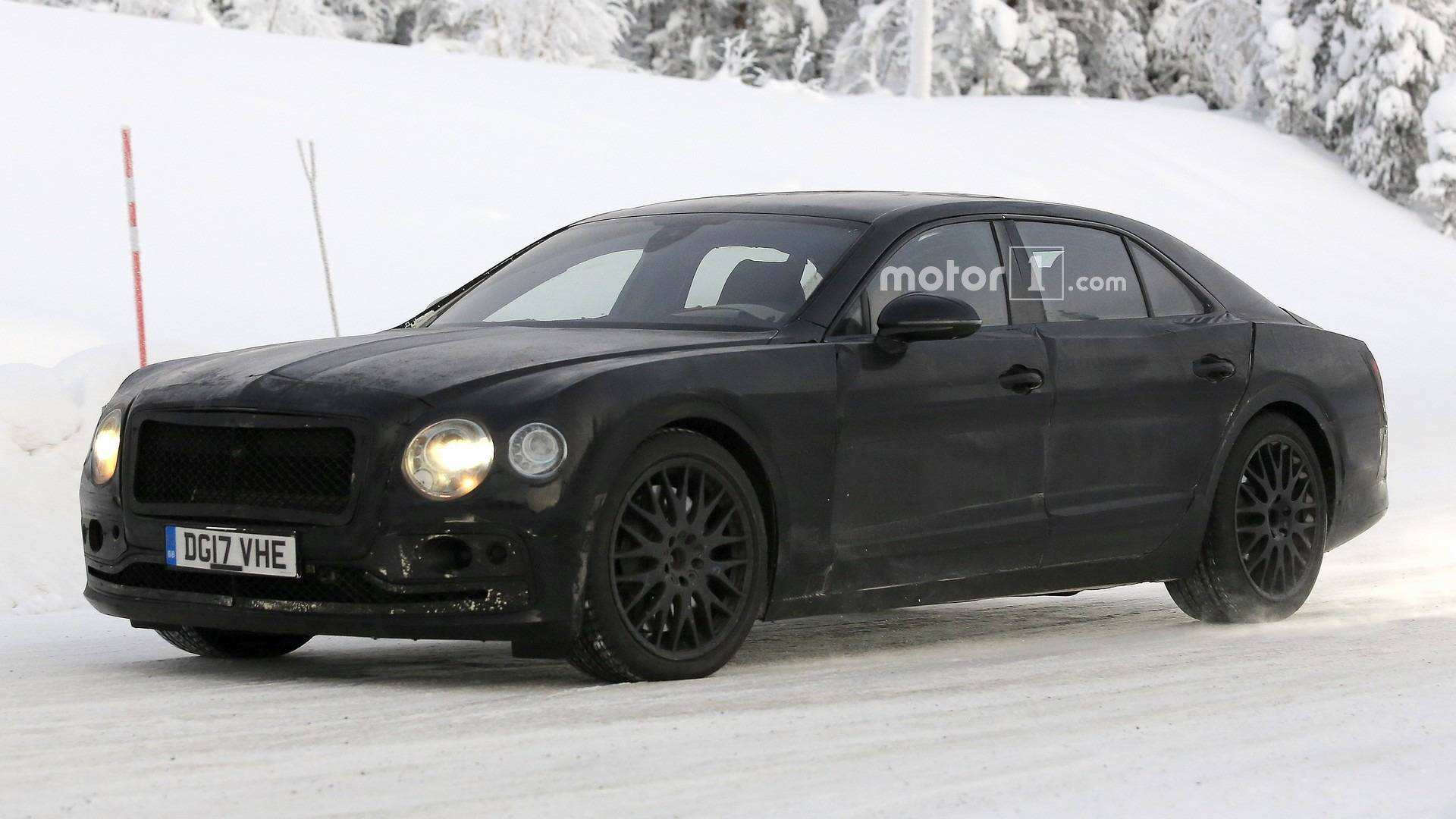 85 The 2019 Bentley Flying Spur Exterior and Interior for 2019 Bentley Flying Spur
