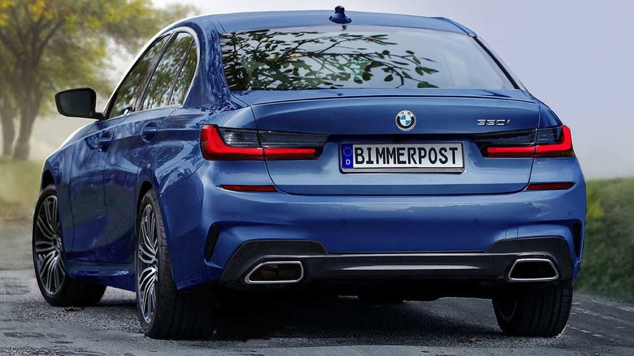85 The 2019 Bmw G20 3 Series Model for 2019 Bmw G20 3 Series