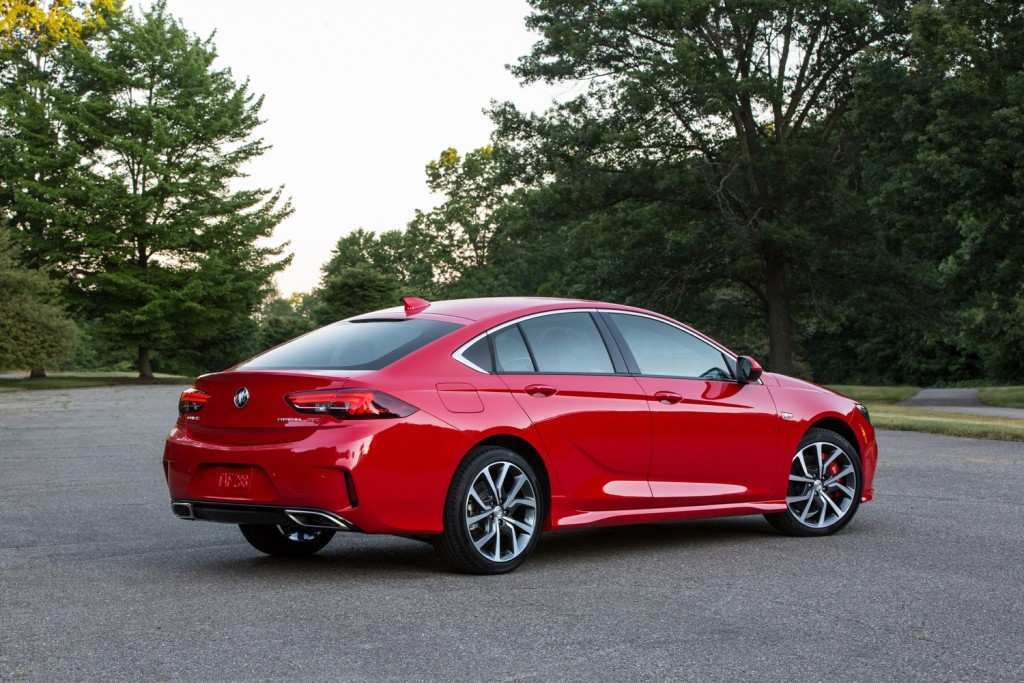 85 The 2019 Buick Regal Sportback Price and Review with 2019 Buick Regal Sportback