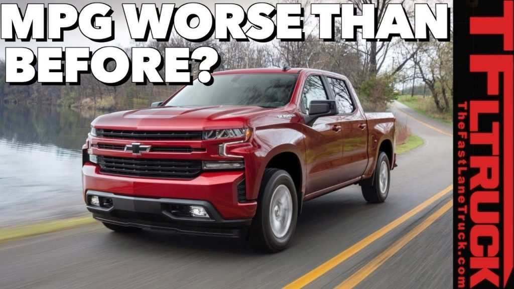 85 The 2019 Chevrolet 1500 Mpg Images with 2019 Chevrolet 1500 Mpg