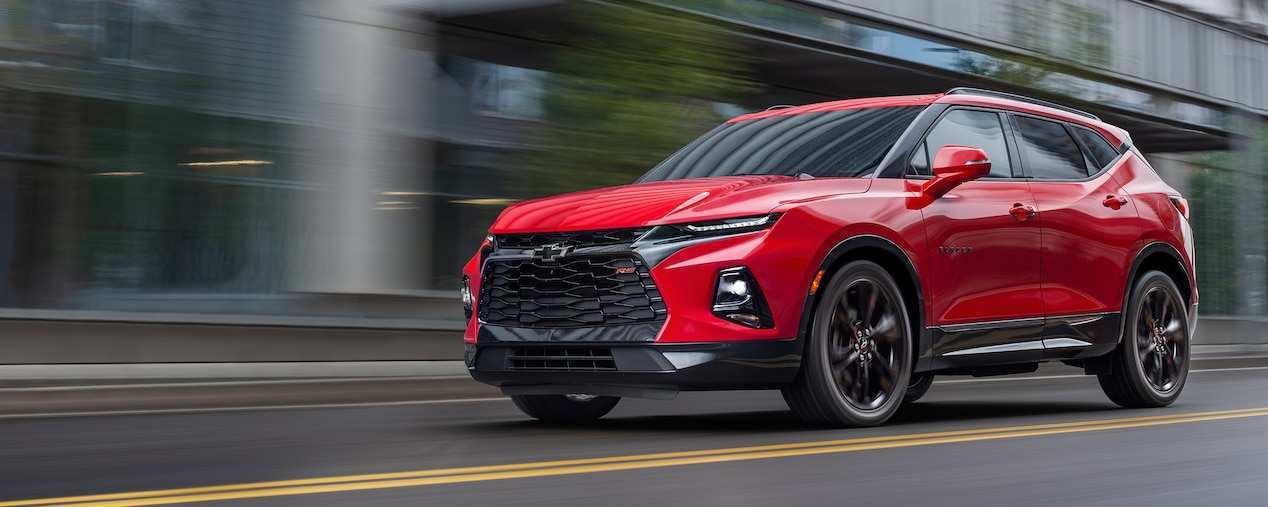 85 The 2019 Chevrolet Blazer Release Date First Drive for 2019 Chevrolet Blazer Release Date