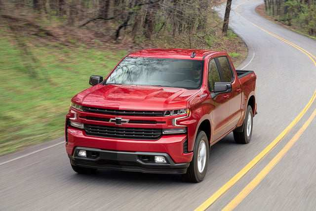 85 The 2019 Chevrolet Pickup Ratings by 2019 Chevrolet Pickup