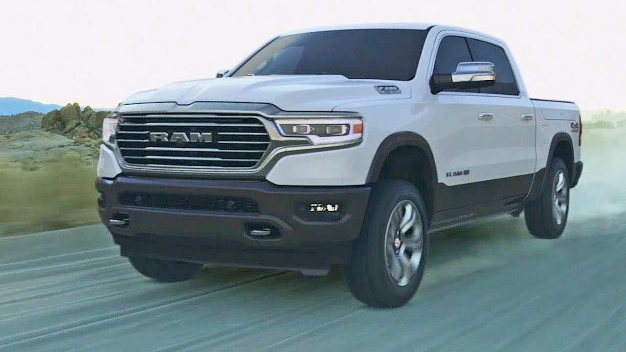 85 The 2019 Dodge 3 4 Ton Diesel Exterior and Interior for 2019 Dodge 3 4 Ton Diesel
