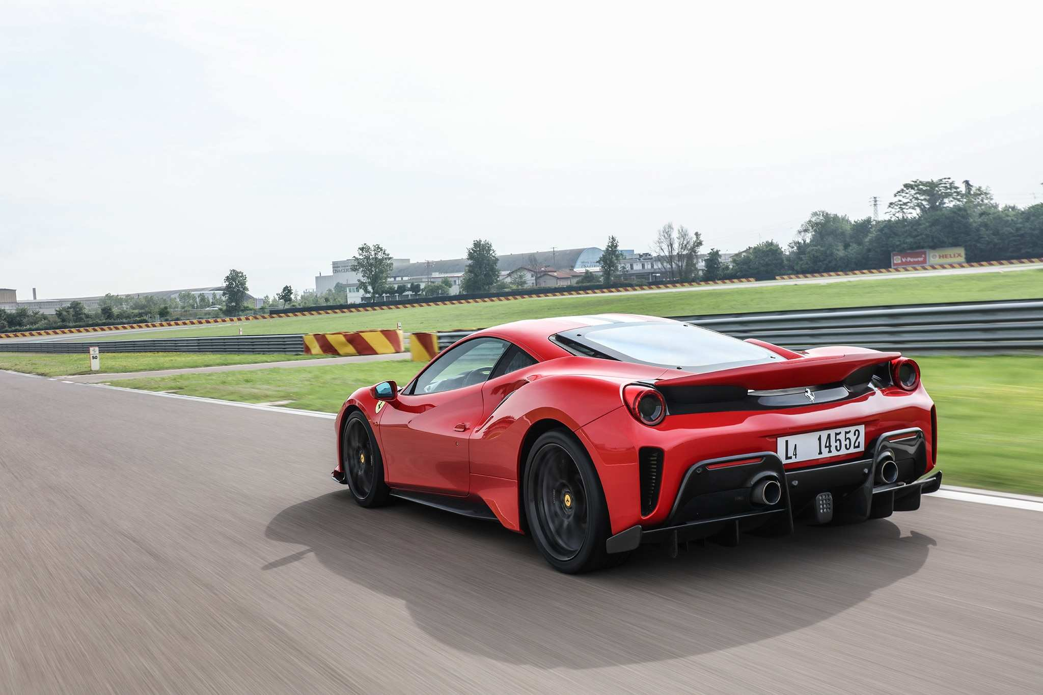 85 The 2019 Ferrari 488 Pista Specs and Review with 2019 Ferrari 488 Pista