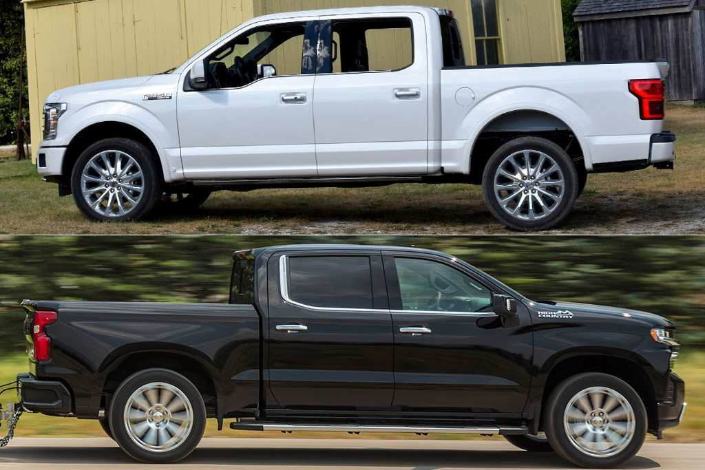 85 The 2019 Ford Pickup Exterior for 2019 Ford Pickup