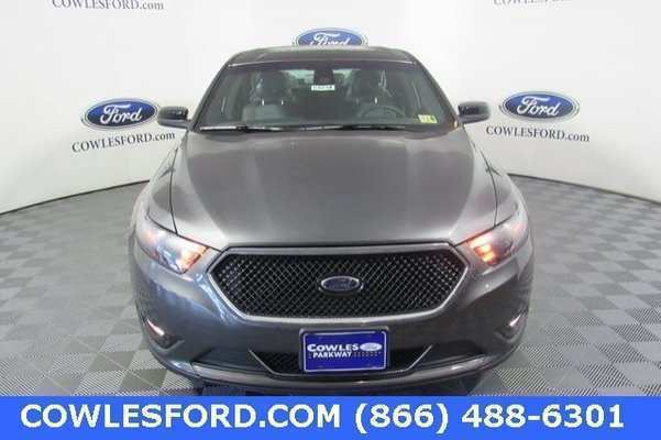 85 The 2019 Ford Taurus Sho Exterior with 2019 Ford Taurus Sho