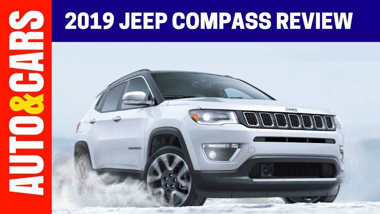 85 The 2019 Jeep Compass Review Images with 2019 Jeep Compass Review