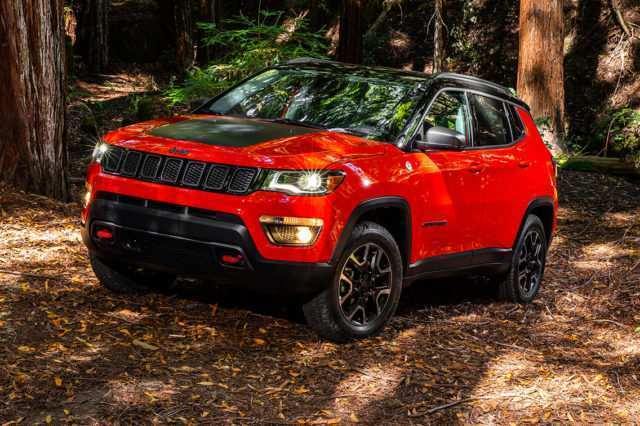 85 The 2019 Jeep Compass Review Ratings by 2019 Jeep Compass Review