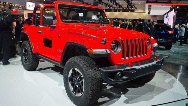 85 The 2019 Jeep Wrangler La Auto Show Style with 2019 Jeep Wrangler La Auto Show