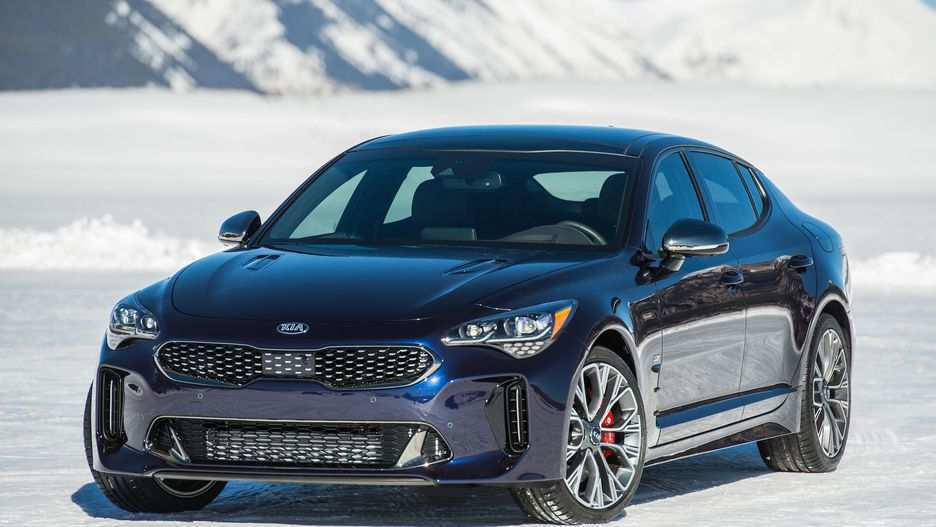 85 The 2019 Kia Stinger Gt Plus Interior by 2019 Kia Stinger Gt Plus