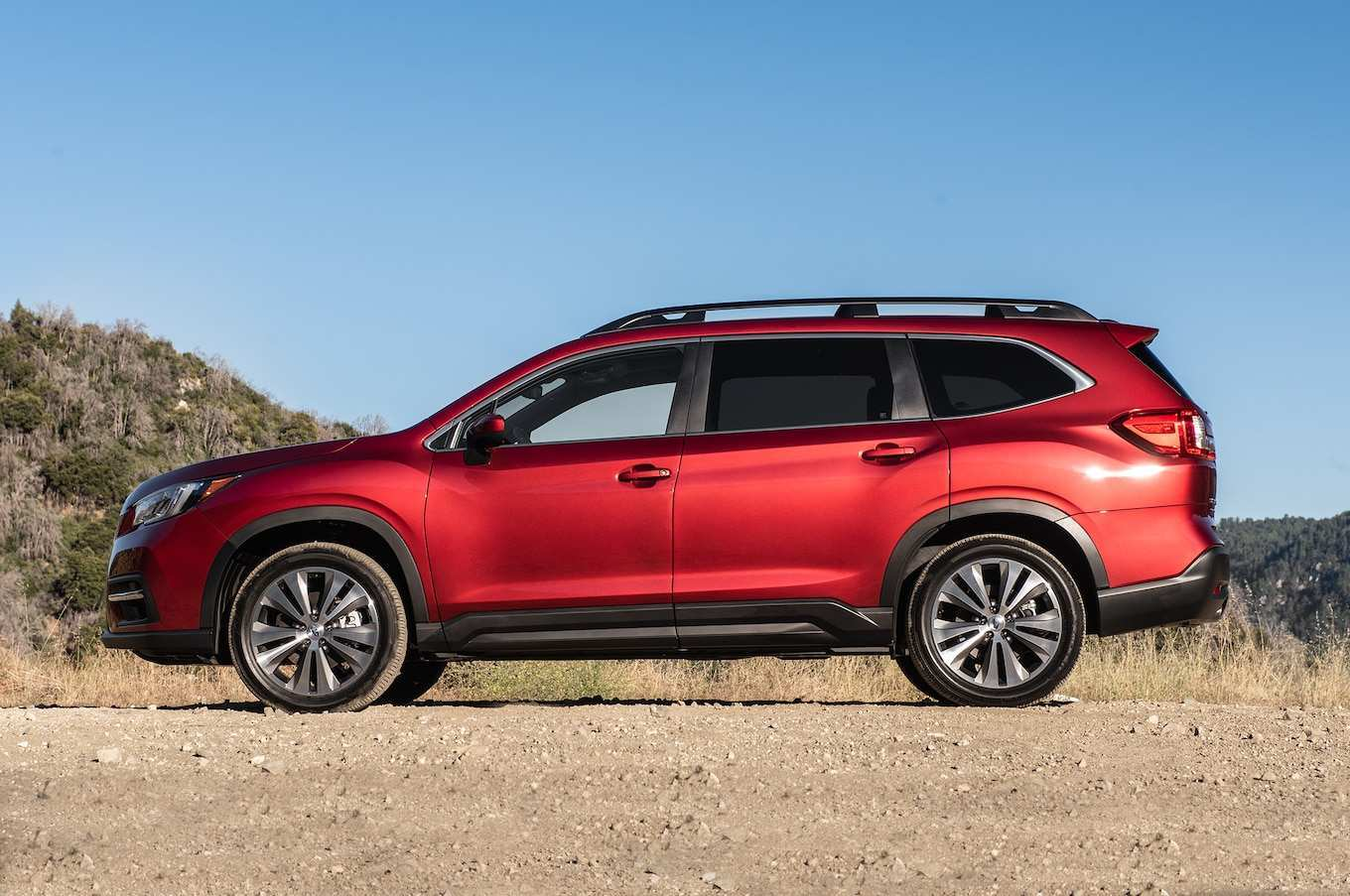 85 The 2019 Subaru Ascent 0 60 Exterior and Interior by 2019 Subaru Ascent 0 60