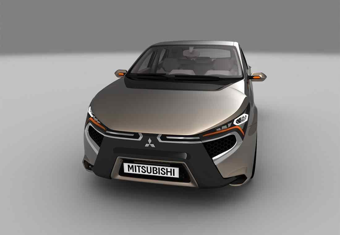 85 The Mitsubishi Motors 2019 Concept for Mitsubishi Motors 2019