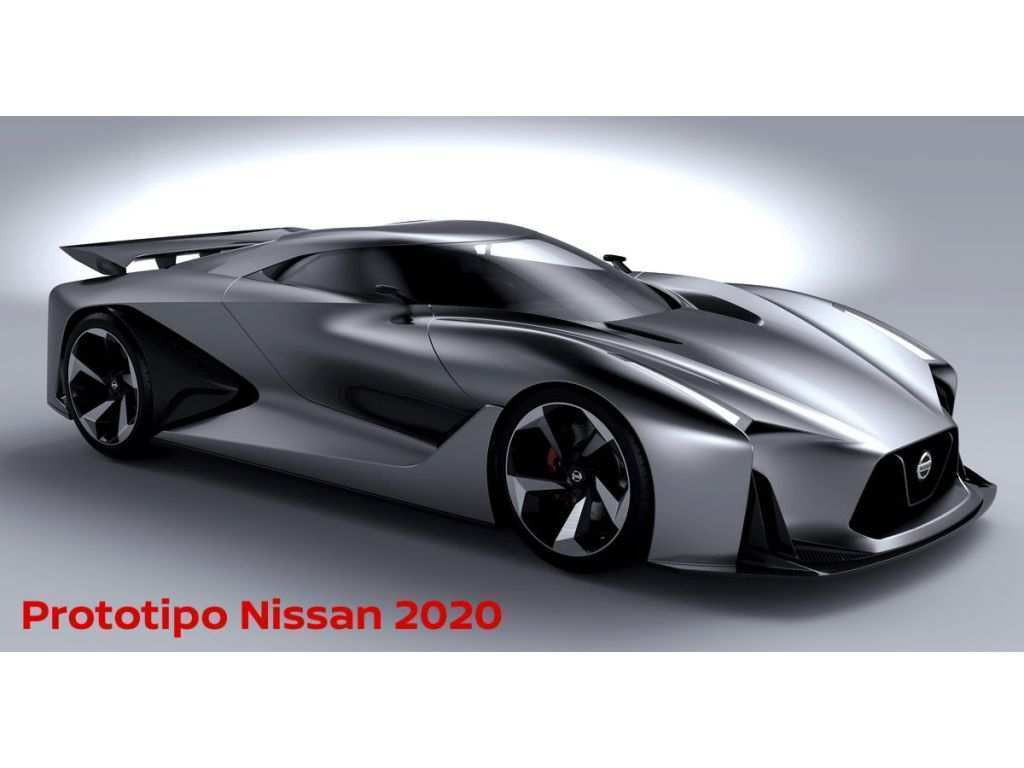 85 The Nissan Modelo 2020 Redesign and Concept for Nissan Modelo 2020