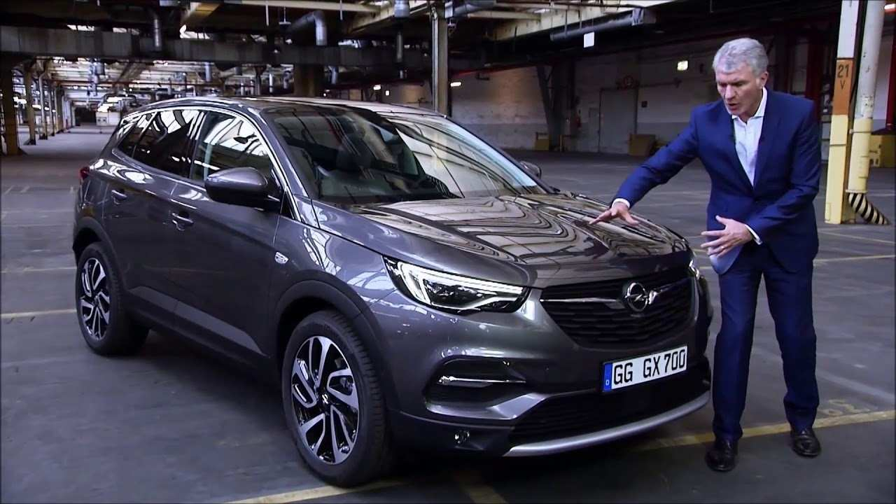 85 The Opel 4X4 2019 Style with Opel 4X4 2019