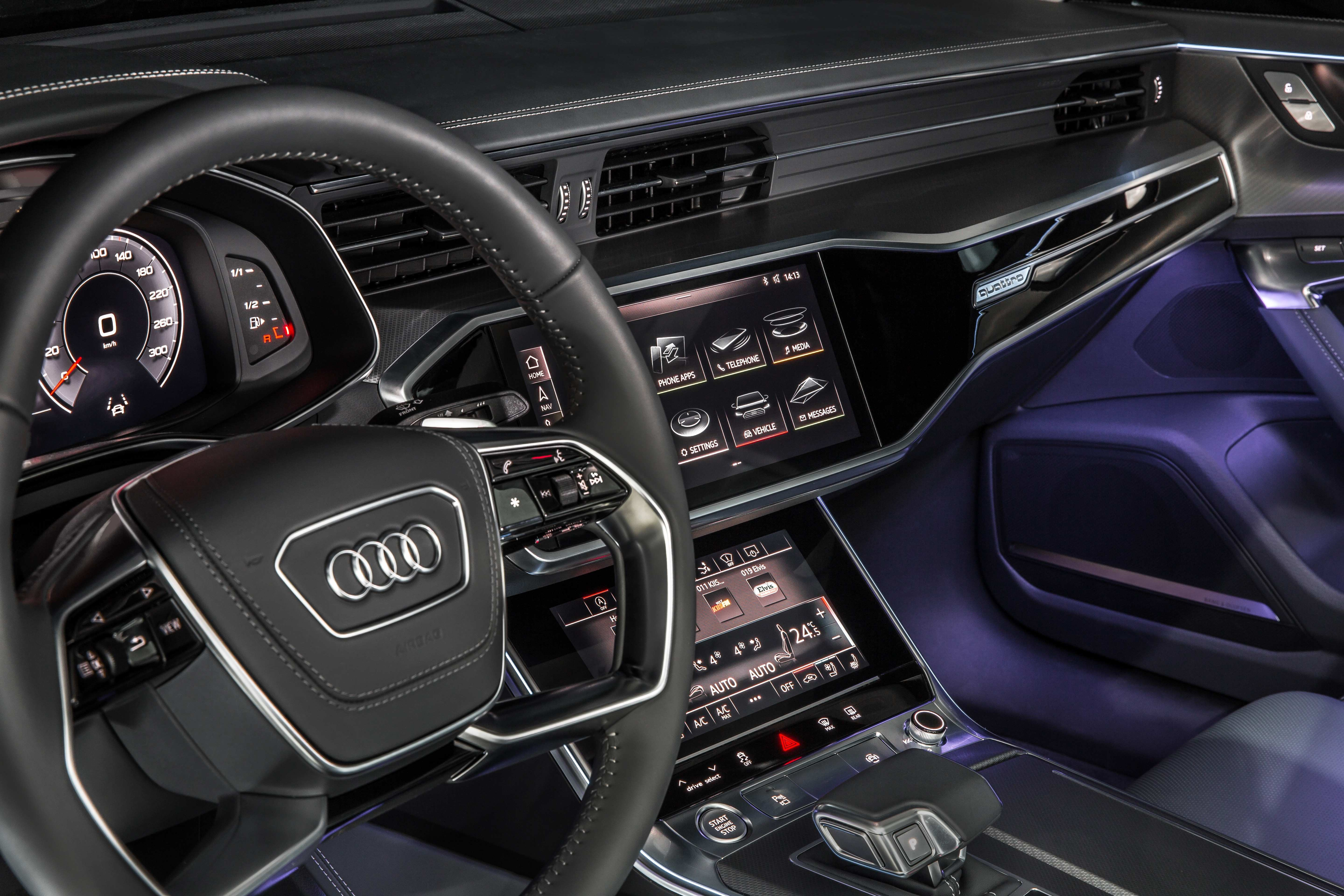 86 All New 2019 Audi A7 Interior Engine by 2019 Audi A7 Interior