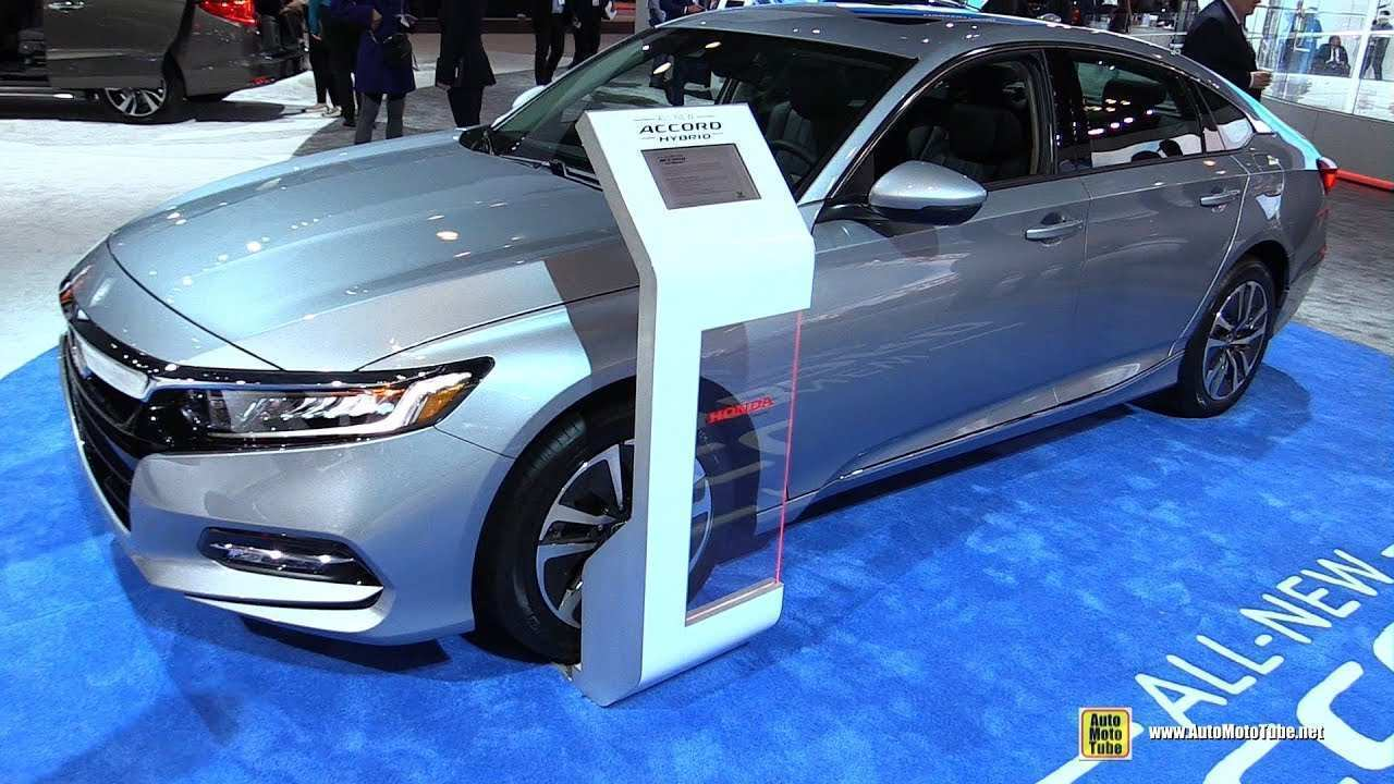 86 All New 2019 Honda Accord Phev New Concept by 2019 Honda Accord Phev