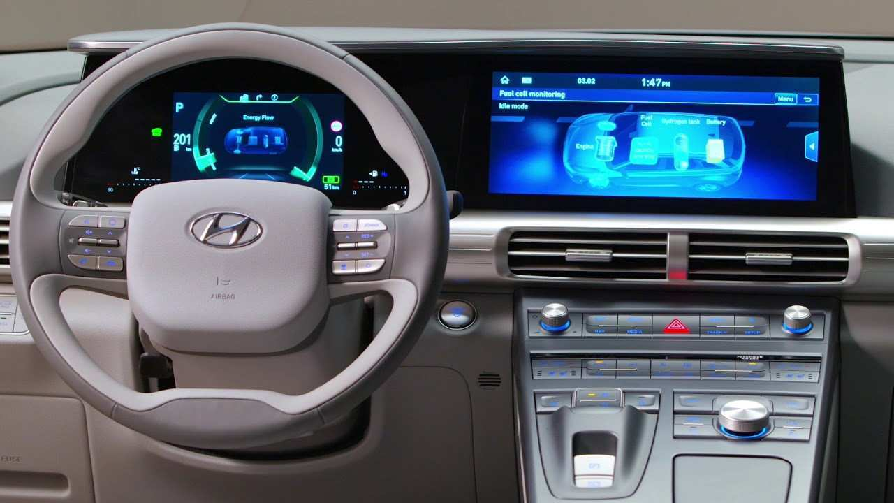 86 All New 2019 Hyundai Nexo Interior Price and Review by 2019 Hyundai Nexo Interior
