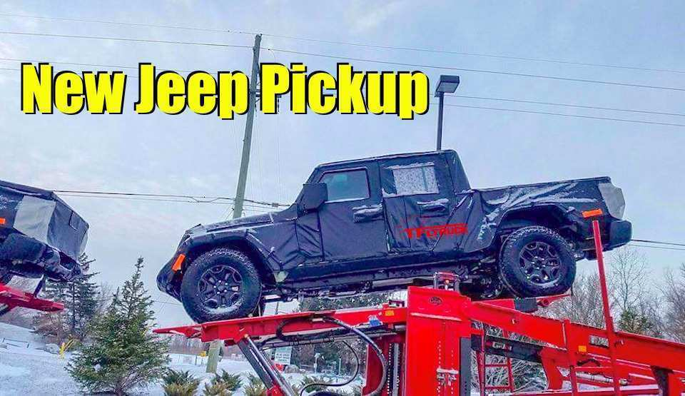 86 All New 2019 Jeep Truck News Rumors with 2019 Jeep Truck News