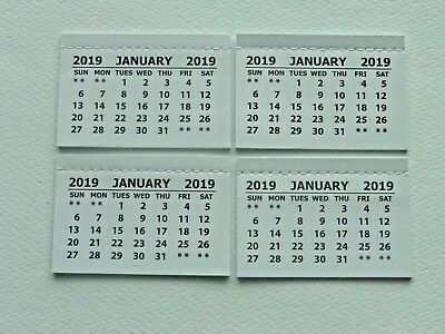 86 All New 2019 Mini Tear Off Calendar First Drive by 2019 Mini Tear Off Calendar