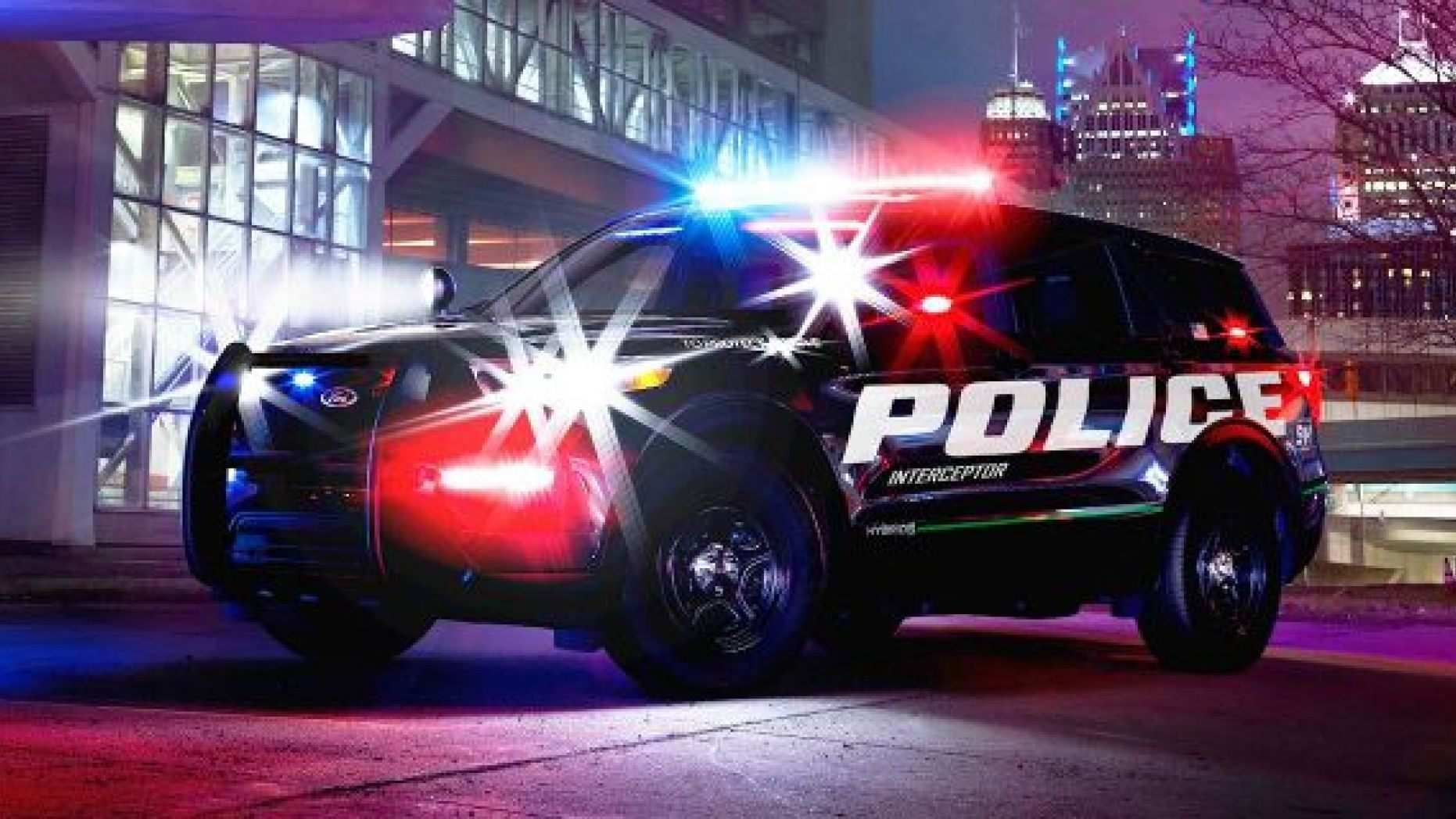 86 All New 2020 Ford Police Interceptor Spy Shoot with 2020 Ford Police Interceptor