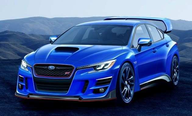 86 All New 2020 Subaru Wrx Sti Review Price and Review by 2020 Subaru Wrx Sti Review