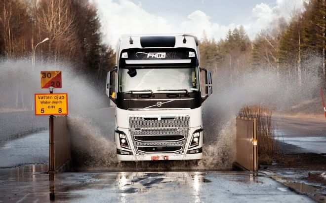 86 All New Volvo Fh16 2019 Speed Test with Volvo Fh16 2019