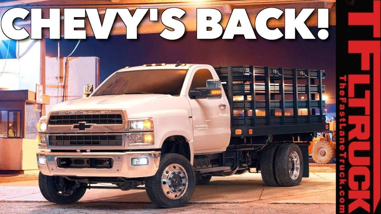 86 Best Review 2019 Chevrolet Heavy Duty Trucks Rumors with 2019 Chevrolet Heavy Duty Trucks