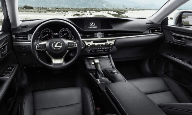 86 Best Review 2019 Lexus Es Interior Spy Shoot for 2019 Lexus Es Interior