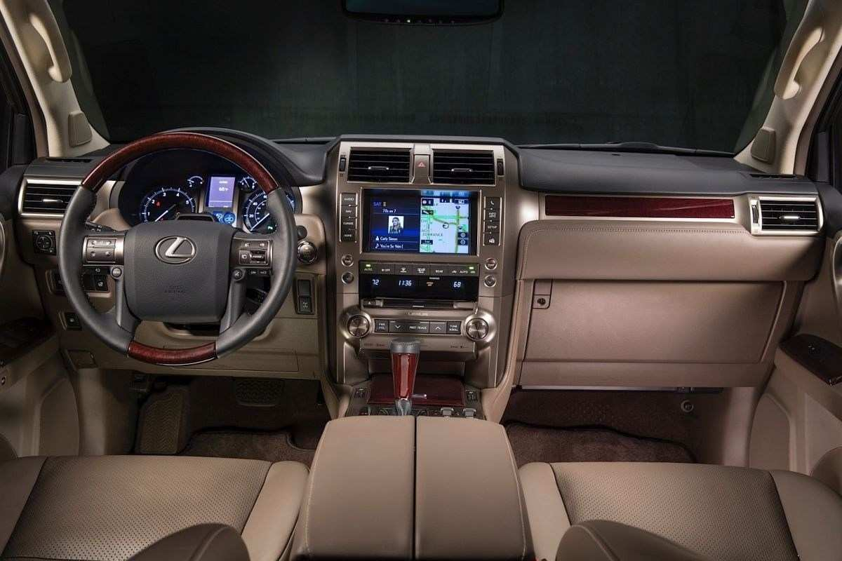 86 Best Review 2019 Lexus Gx470 Exterior for 2019 Lexus Gx470