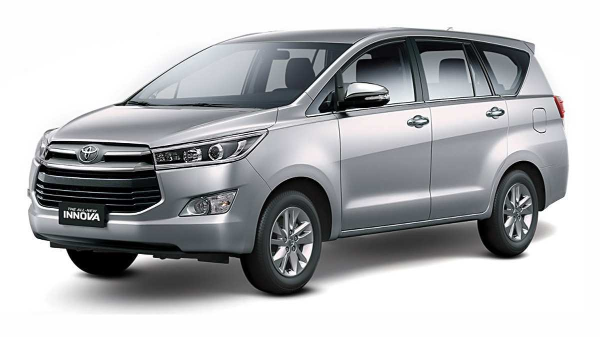 86 Best Review 2019 Toyota Innova Release Date for 2019 Toyota Innova