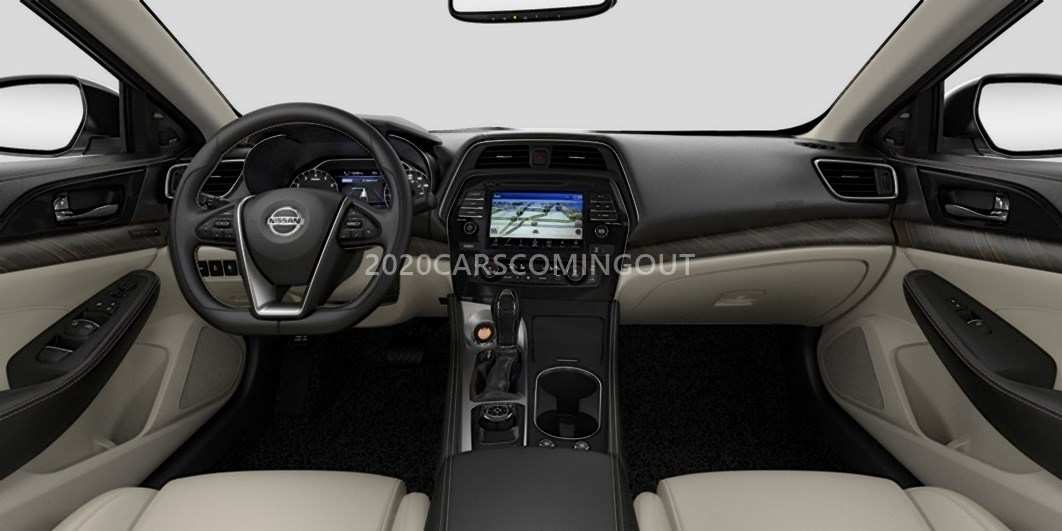 86 Best Review Nissan 2020 Interior Release with Nissan 2020 Interior